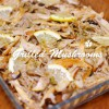 トースターで焼くだけで旨みたっぷりのグリル・キノコ☆マクロビレシピ