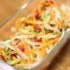 植物繊維が豊富なダイエット食!もやしの中華サラダ☆マクロビレシピ