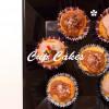 ダイエット中でもクリームたっぷり!全粒粉のカップケーキ☆マクロビレシピ