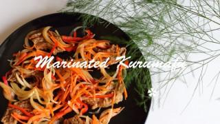 カラフル野菜で食物酵素アップ!車麩のマリネ☆マクロビレシピ
